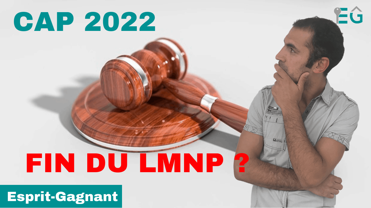 CAP 2022 Disparition du LMNP