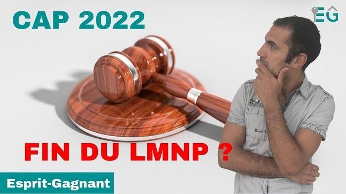 CAP 2022 Disparition du LMNP