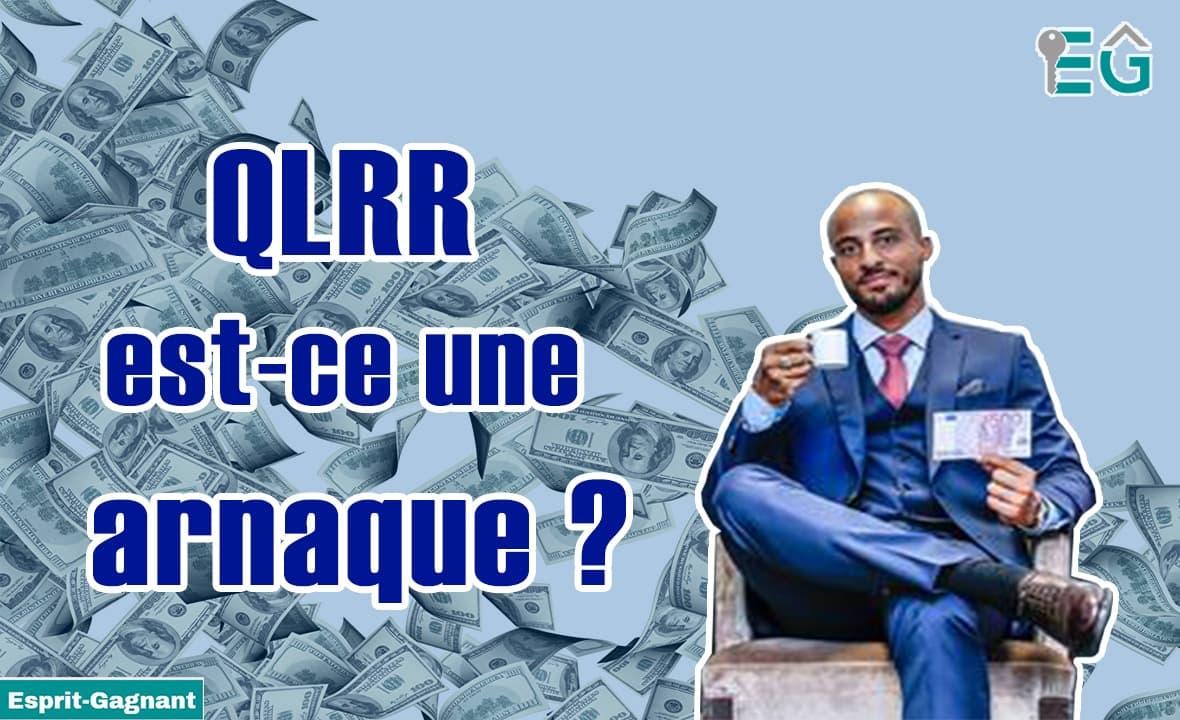 Cédric Annicette - QLRR