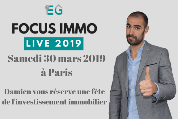 Focus immo live 2019