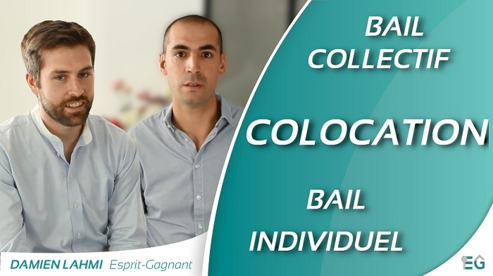 Colocation rentable : Bail individuel ou bail collectif ? SmartLoc.fr - Mathieu Chantalat