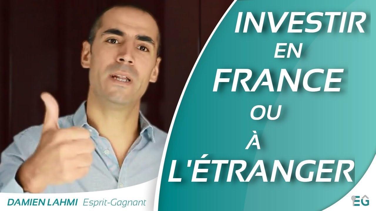 Immobilier : Faut il encore investir en France ou fuir à l'étranger ?